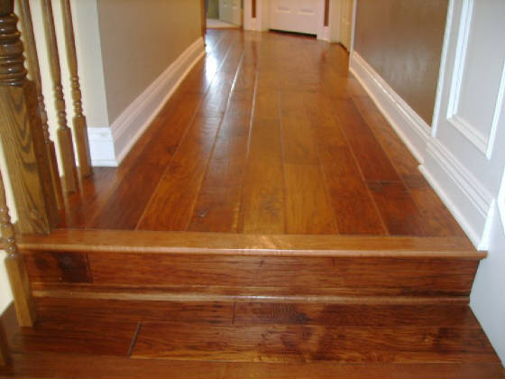 Laminate installation ultimate flooring company katy for Floors on floors